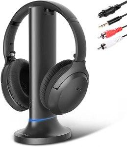 Avantree Opera Enhanced Dialogue Wireless TV Headphones, best headphones for tv