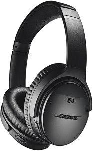 Bose QuietComfort 35 II Wireless Bluetooth Headphones, headphones for tv
