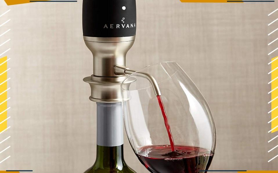 Crate & Barrel Aervana Electric Wine