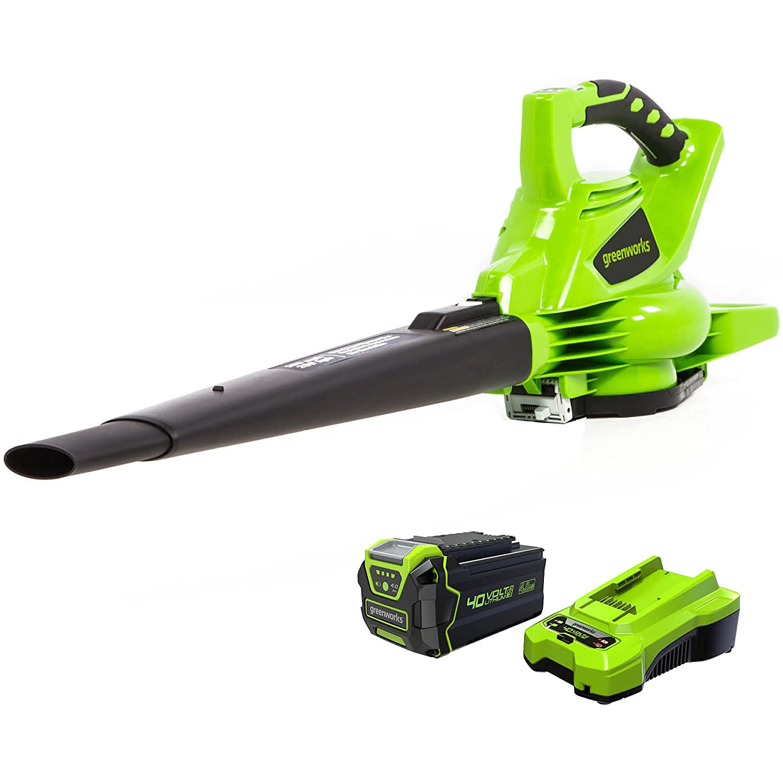 Greenworks 40V Brushless Cordless Blower