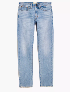Madewell Athletic Fit Flex Jeans, stretch jeans for men