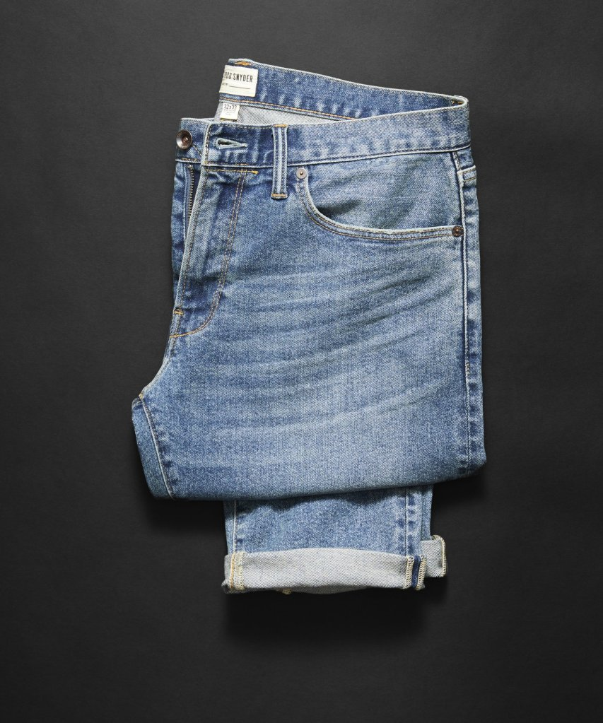 Todd Snyder Slim Fit Stretch Jeans, stretch jeans