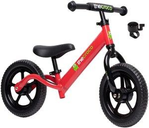 the croco balance bike, best balance bikes