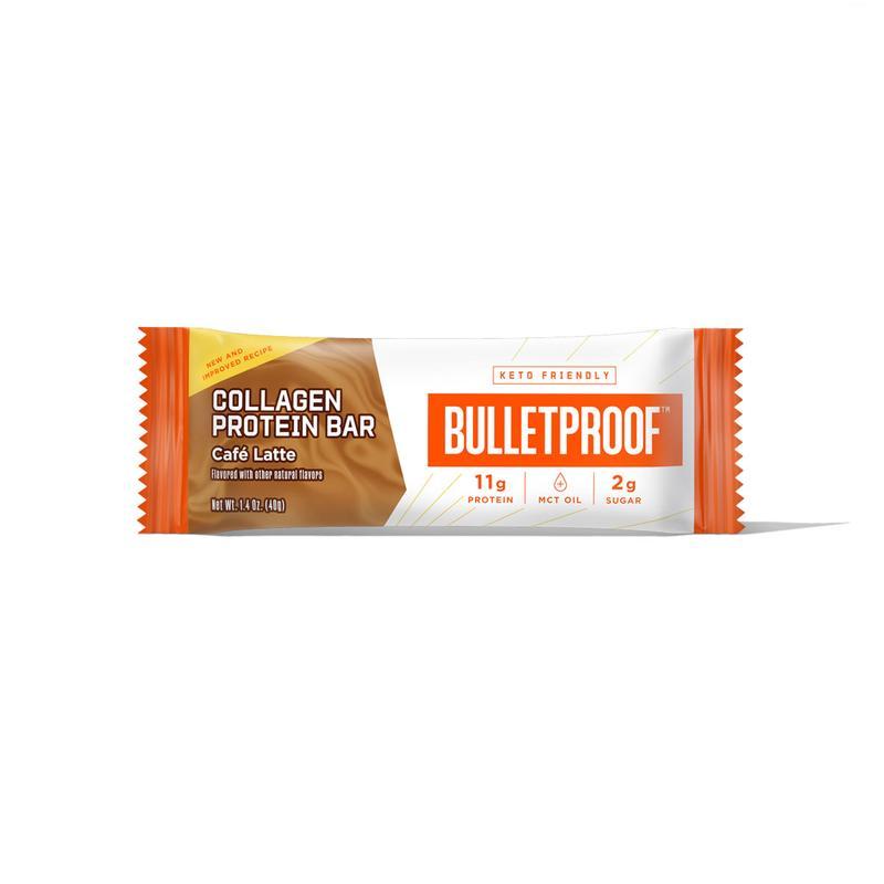 bulletproof keto protein bars